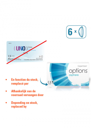 UNO 55 UV - Negative correction
